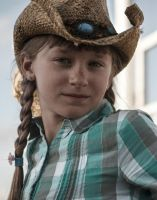 at the rodeo 2014 1 by EricHalle