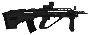 Vepr Industries - Mark 20 AXAR-2 Assault Rifle by prokhorvlg