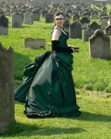 madeline gown,lyn marie not dressed as bronte by Abigial709b