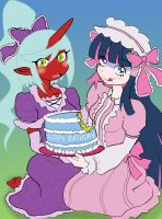 Cake for You by Piddlepoddle
