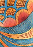 Sun Scales ATC:ACEO by JLGribble