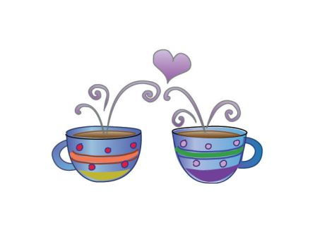 Tea for two by jaevairny