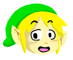 Tablet experiment - Link - II by pocket-arsenal