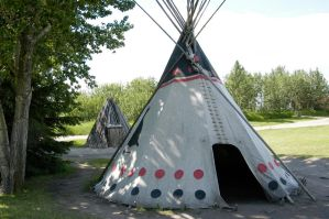 Tepee Stock by CoolCurry by CoolCurry-Stock