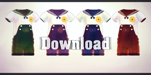 Sailor outfit DL by AlexGorgan