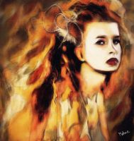 A woman's fire by sallymalene