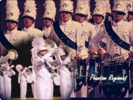 Phantom Regiment Wallpaper by b-a-t-t-o