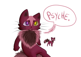 Psyche. by Kaollin