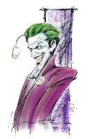 joker by drklegion