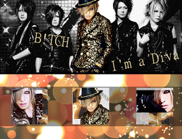Ryoga - I'm a DIVA by Crimson-Truth