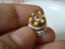 Miniature Kawaii Deli- Food Closeup 3 by MayaElixir