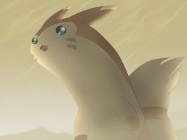 Furret by All0412