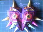Majora's Mask by kymerazero