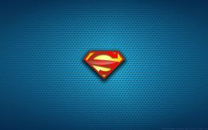 Wallpaper - Superman 'New 52' Logo by Kalangozilla