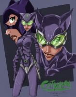 Catwoman by Ray561