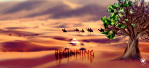 Cover: Death is Only the Beginning by FrejaFenris