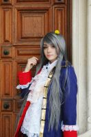 Female Prussia Cosplay by Nsheska