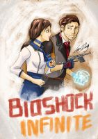 Bioshock Infinite by laughinguy