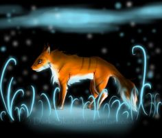 Little Fox by Dark-Skadia