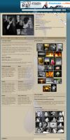 MySpace Layout by maverick3x6