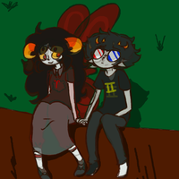 Request for SuperPikachu909 by Ask-Dirk-and-Nepeta