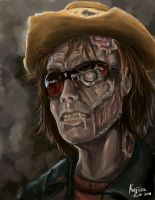 Dross zombi final by kaji02
