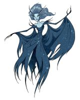 Fairy from Accursed by borogove13