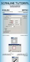 Scanlines tutorial by Qzma