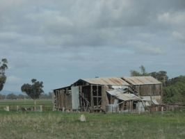 Australian Countryside 1 Stock by Belldandy1-Stock