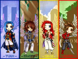 ToS Chibi Bookmark Wallpaper by sambees