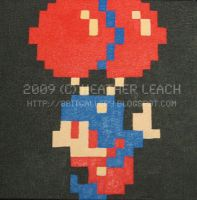 Balloon Fight 01 by 8bitgallery