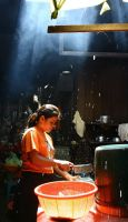 Cambodia Market 1 by archlover