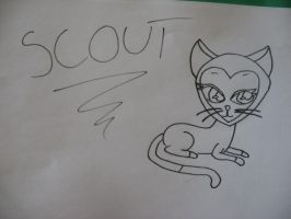 Scout by Twilightberry