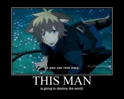 Sands of Destruction Motivational by BlackFurushima
