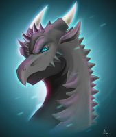 Commission for SnowingInAdelaide - Zoralth by xXNami-sanXx