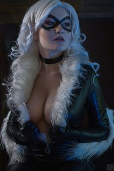 Black Cat - Marvel by MonoAbel