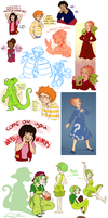 Magic School Bus doodles by MrsDrPepper