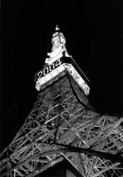 Tokyo Tower by lrdcampbel