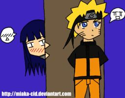 NaruHina - Waiting by MiaKa-CiD