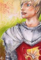 King Arthur James Bradley by Flummie