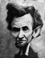 Abraham Lincoln by DevonneAmos