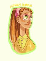 Honey Lemon by TumbleweedFrenzy