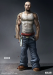 CHICO | Concept Art by MAiJiNTHEARTIST