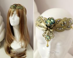 Original Zelda Crown by Lillyxandra
