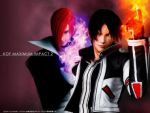 iori and kyo by mephistotheles999