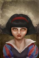 snow white by babalisme