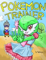 Pokemon trainer 5 ~ Cover page by MasterPloxy