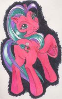 sweetberry colored by tearsofthunder