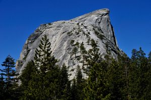 Quarter-Dome and Half-Dome by AndySerrano