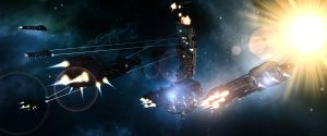 Amarr lose the WH Station by VanKaiser